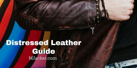 Distressed Leather Guide Mjacket online leather stroe usa